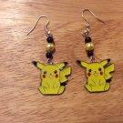 PIKACHU earrings (POKEMON)