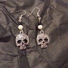 CANDY SKULL earrings