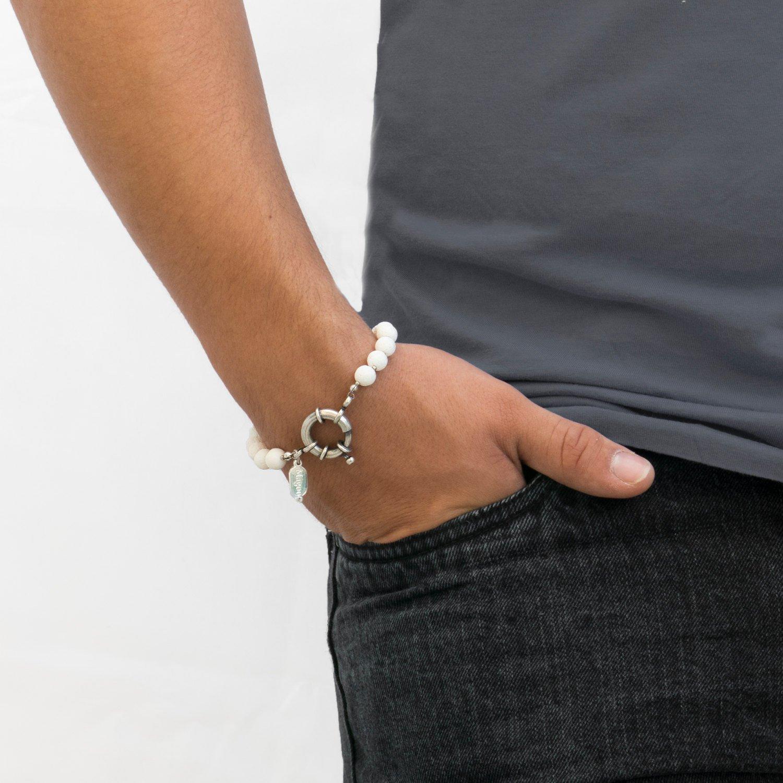 Men's Bracelet - Men's Beaded Bracelet - Men's Jewelry - Men's Vegan Bracelet - Men's Gift