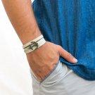 Men's Bracelet - Men's Jewelry - Men's Nautical Bracelet - Men's anchor Bracelet - Men's Gift