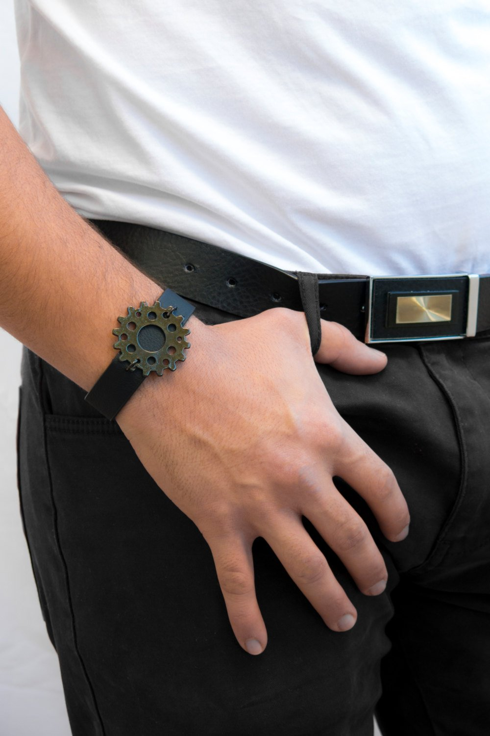 Men's Bracelet - Men's Jewelry - Men's Leather Bracelet - Men's Gift - Bracelets For Men