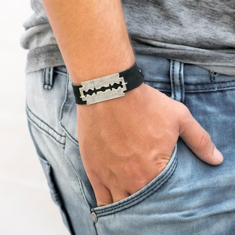 Men's Bracelet - Men's Jewelry - Men's Leather Bracelet - Men's Gift - Bracelets For Men