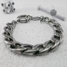 Men's Bracelet - Men's Silver Bracelet - Men's Jewelry - Men's Vegan Bracelet - Men's Gift