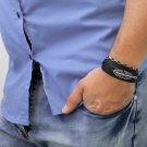 Men's Bracelet Set - Set of 2 Bracelets For Men - Men's Jewelry - Men's Vegan Bracelet - Men's Gift