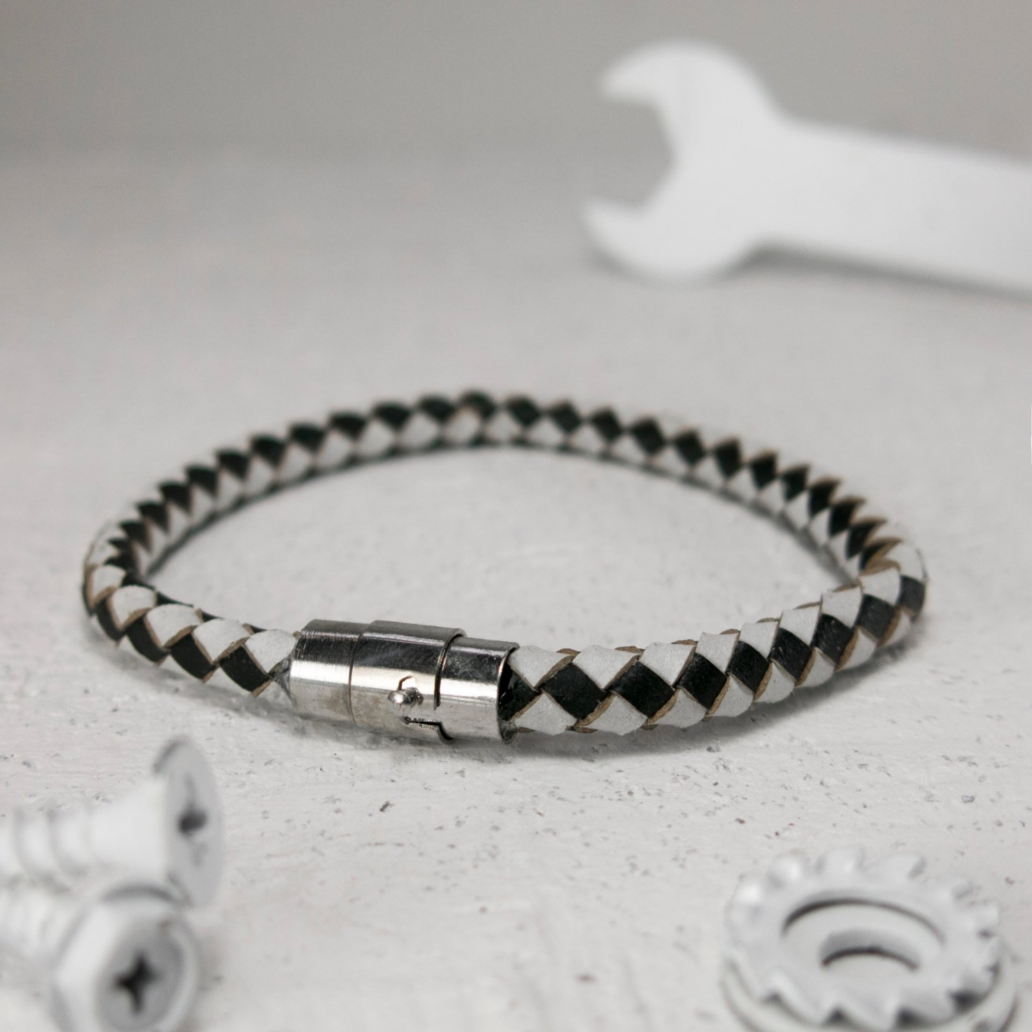 Men Bracelet - Men Jewelry - Men Vegan Bracelet - Men Gift - Bracelets For Men