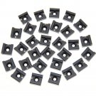 "30x 1/4"" Cold Hot Shoe Mount Holder fr Blackmagic DSLR Rig Cinema Camera Cage"