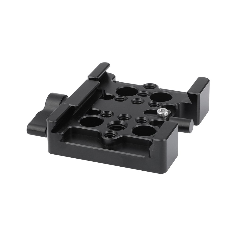 Manfrotto  Baseplate Slide-in Style For Padded Shoulder Mount & Manfrotto Tripod C2461