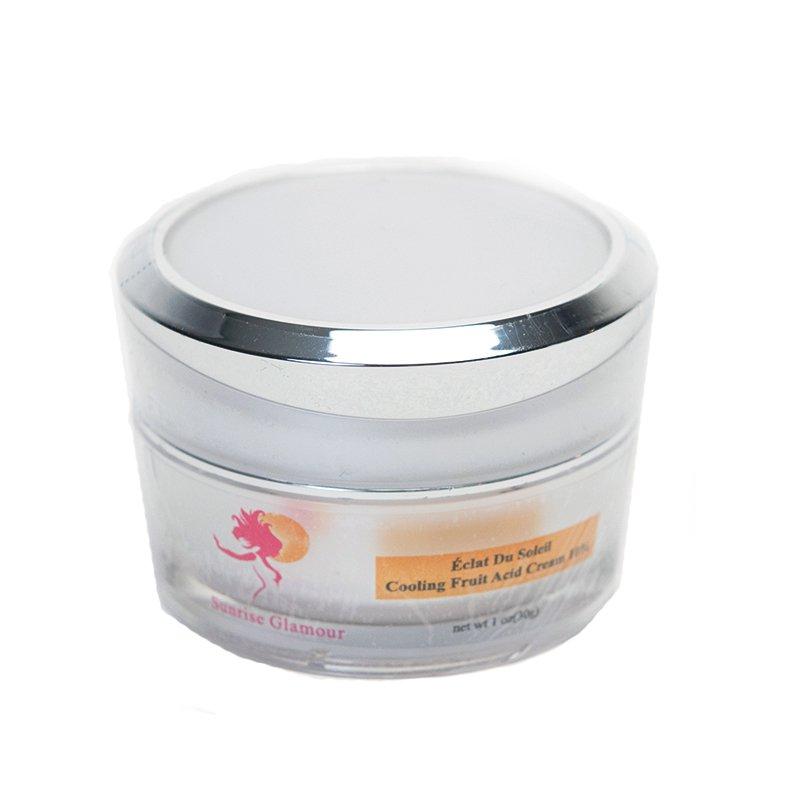 Eclat Du Soleil Cooling Fruit Acid Cream 10% 1oz (30g)