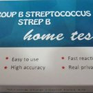 Group B strep test , ( Strep B ) an life threatening infection in new born baby
