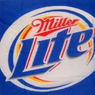 MILLER LITE Beer FLAG, 3'x5' cloth poster banner FLAG