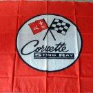 CORVETTE Stingray FLAG, 3'x5' Flag banner cloth poster FLAG