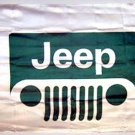 JEEP FLAG, 3'x5' Flag banner cloth poster FLAG