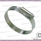 Brand New Steel Stainless Hose Clamps Clips 40mm-60mm-Pack of 2 to 100