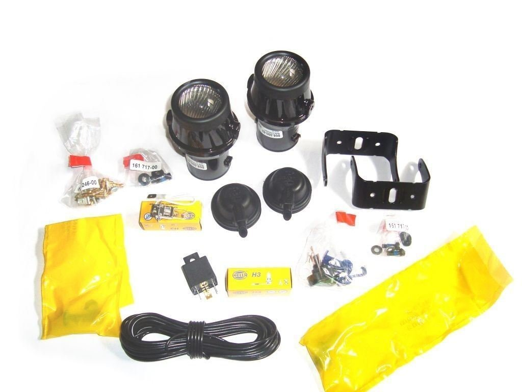 Best Quality Micro De Projector Fog Lamp Kit-Universal Fits