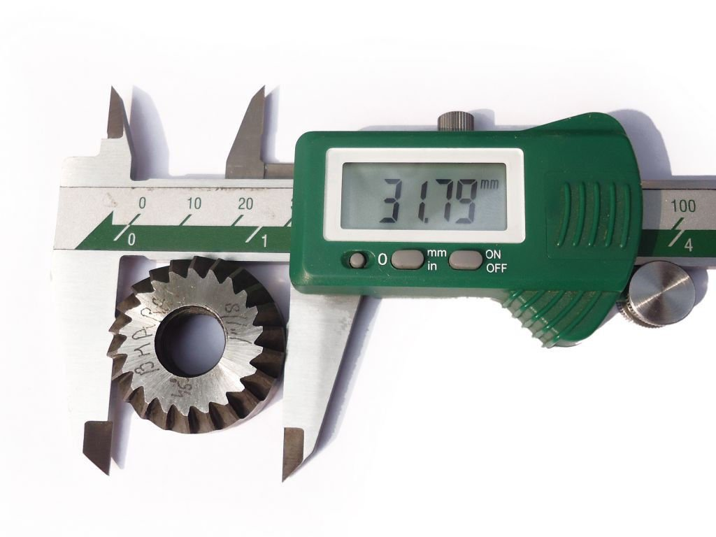 """High Quality Loose Valve Seat Cutter 1"""" - Hardened Steel 45 degrees @Tools24x7"""