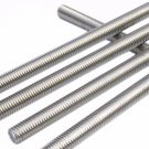 Pis Of 2 Round Head A2 Stainless Steel 304 Fully Threaded Rod/Bar -M5 x 400mm