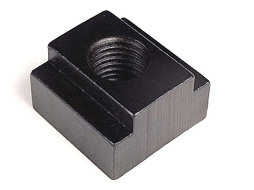 Best Quality Tee Nut M 16 To Suit 22mm Slot - Black Oxide Plated