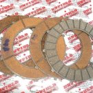 Brand New Clutch Friction Plate Kit For Royal Enfield #597050