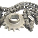 Brand New RE Long lasting Diamond Chain & Sprocket Kit For Royal Enfield