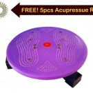 New Acupressure Twister Gym Stand Disc - Magnetic Pyramid Therapy