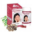 Herbal Hills Migrahills - 60 Tablets For Migraine