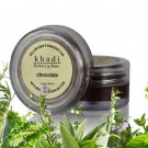 New Khadi Herbal Chocolate Lip Balm With Beeswax And Shea Butter - 10gms