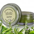 New Khadi Herbal Kiwi Fruit Lip Balm With Beeswax and Shea Butter - 10gms