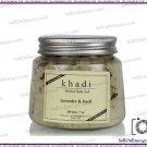 Khadi Natural Lavender & Basil Herbal Bath Salt With Aloe Vera - 200gm