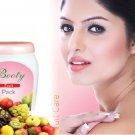 Vedic Booty Fruit Pack-Natural Skin Brightness-900ml -Halal Certified