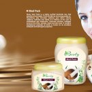 New Vedic Booty Mud Face Pack-900ml For Skin Freshness -Halal Certified