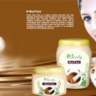New Vedic Booty Mud Face Pack-500ml For Skin Freshness -Halal Certified