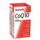 COQ10 120mg (Coenzyme Q10) 30's Capsules For Rapid Absorption And Efficacy
