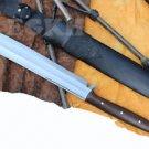 "21"" Blade Mukti Freedom Gurkha Kukri knife, Full Tang Machete Khukuri,EGKH Nepal"
