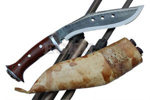 "10.5"" Dragon Rust Free Kukri, Survival Outdoor Khukuris Knife, EGKH Nepal Blade"