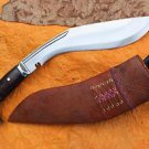 "12"" Gurkha WW I Battle Khukuri, EGKH Kukri, Nepal Hand Forged Full Tang Knife"