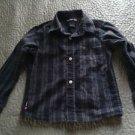 Tony hawk brand long sleeve button up dress shirt m 5 6