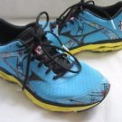 Women's Mizuno Wave Inspire 10th Anniversary Running Shoes Sneakers Blue sz 9.5