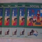 Accelerated Christian Education ACE PACE Social Studies Workbooks RR04 - RR09