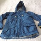 Lands' End Kids Boys Winter Snow Jacket Parka 3 in 1 Shell ONLY Youth M 10 12