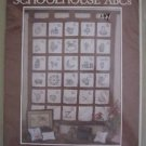 Vintage NOS Schoolhouse ABCs Collection to Stencil & Cross Stitch Pre-Cut # 11