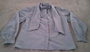 Country Sophisticates by Pendleton petite button up top blouse shirt women's 12p