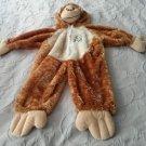 Chrisha Playful Plush Monkey Dress Up Costume Halloween Kids Toddler 2T-4T warm