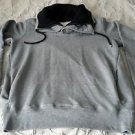 Diesel Only the Brave Knit Double Collared Button Zip Up Sweatshirt Jacket XL