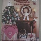 Leisure Arts Romancing Christmas Victorian Collection Patterns Book Leaflet 1062