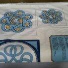 1994 True Lovers Knots EZ International Fabrics Susan Mckelvey Quilting Blocks