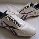 RBK Reebok Club Deportivo Guadalajara Mens Size 4 Leather Soccer Cleats Shoes