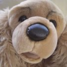 RARE Huge Aurora Flopsie 28 Inch Cocker Spaniel Copper #06719 Plush Stuffed Dog