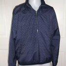 Sunice Golf 1/4 1/2 Zip Lightweight Pullover Windbreaker Jacket Mens S Sun Ice