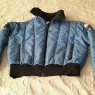 Vintage Retro Old School Descente Winter Snow Ski Snowboard Jacket Coat 10 05108