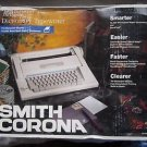 Smith-Corona NA3HH Display Dictionary Electronic Typewriter Word Processor Boxed